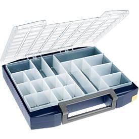 Multifunktionaler Sortimentskoffer boxxser 80 8x8-18