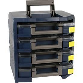 Multifunktionaler Sortimentskoffer HandyBox