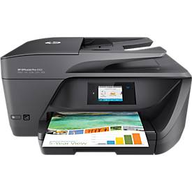 Multifunktionsdrucker HP OfficeJet Pro 6960 All-in-One, drucken, kopieren, scannen, faxen