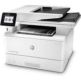 Multifunktionsgerät HP LaserJet Pro MFP M428fdn, 4 in 1, USB/LAN, automatischer Duplexdruck, bis A4
