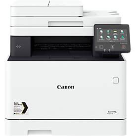Multifunktionsgerät Canon MF742Cdw, 3 in 1, Farbe/SW, netzwerkfähig, 27 Seiten/Min, bis A4