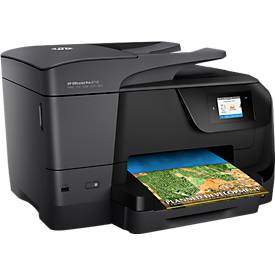 Multifunktionsgerät HP OfficeJet Pro 8710 e-All-in-One, Tintenstrahl