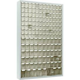MultiStore Magazinschrank mit 154 Behältern