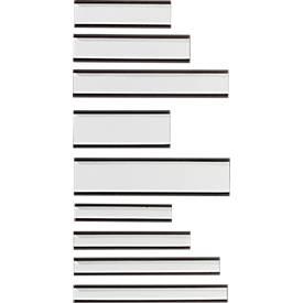 Namens-Profilschilder, magnetisch, L 15 mm