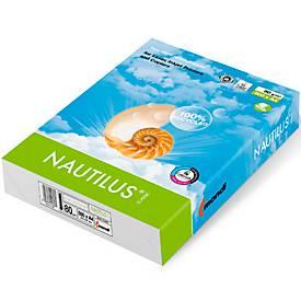 Recyclingpapier Mondi Nautilus Classic, DIN A4, 80 g/m², presseweiß