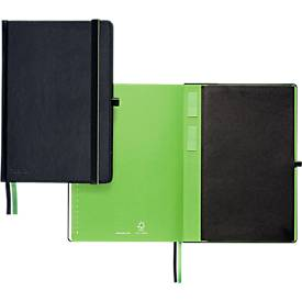 Notizbücher Leitz Complete, wahlweise DIN A4 oder ipad-Größe, Lederoptik