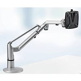 Novus Monitorarm LiftTec II, Tragkraft 3 bis 8 kg oder 7 bis 15 kg, 2-teiliger Monitorarm