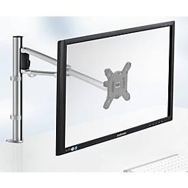 Novus Monitorarm MY one plus, mit Klemme von 14 bis 40 mm, silber