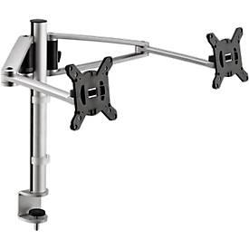 Novus Monitorhalter MY twin arm C, mit Systemzwinge