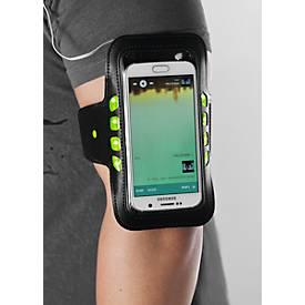 Oberarmtasche Metmaxx® Sound & Sports Security, Neoprenhülle, spritzwassergeschützt