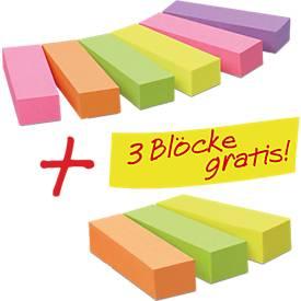 Offre complète 6 blocs de marque-pages 670-5 + 3 blocs de marque-pages gratuit