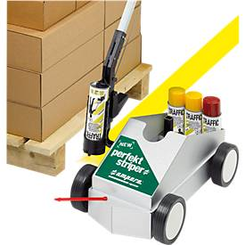 Offre complète : tire-ligne + 12 bombes de poudre de marquage de couleur