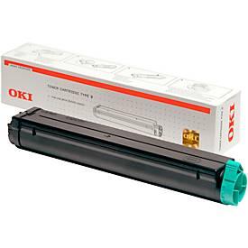 OKI 01103402 Tonerkassette schwarz
