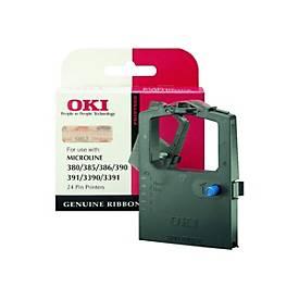 OKI - 1 - Schwarz - Farbband