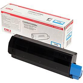 OKI 43034807 Tonerkassette cyan