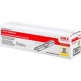 OKI 44250721 Tonerkassette gelb