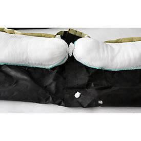 Olieboom met schort, ø 160 x B 5000 mm, voor 634 l, 4 stuks, wit, voor 634 l.