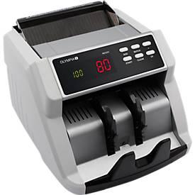 OLYMPIA Banknotenprüf- und Zählmaschine NC-520