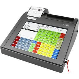 OLYMPIA Registrierkasse Touch 110, GoBD/GDPdU-konform