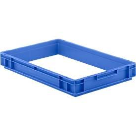 opzetrand blauw (hoogte te vergroten met 63 mm)