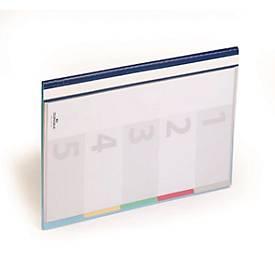 Organisationshefter DURABLE Divisoflex, DIN A4, 5-farbige Unterteilung, 5 Stück