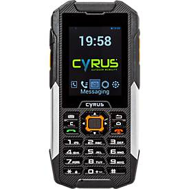 Outdoor Hybrid Handy Cyrus CM16, IP-Schutz 68, SIM-Lock frei, mit Bluetooth