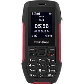 Outdoor Mobiltelefon Swisstone SX567, IP-Schutz...