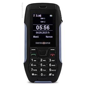 Outdoor Mobiltelefon Swisstone SX567, IP-Schutz 56, Farbdisplay