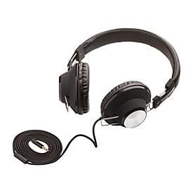 Over Ear Kopfhörer Brampton, schwarz