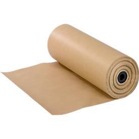Packpapier, besonders reißfest & flexibel, braun, verschiedene Rollenbreiten