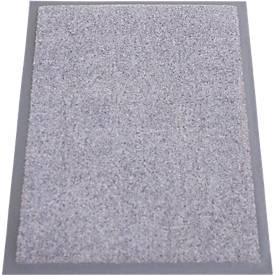 Paillasson anti-salissures EAZYCARE PRO, polyamide et gomme nitrile au dos, lavable jusqu'à 60 °C
