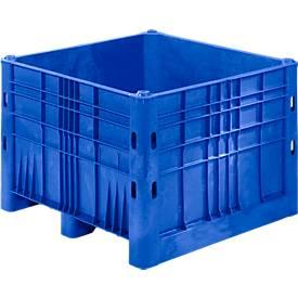 Palettenbox, geschlossen, 600 l