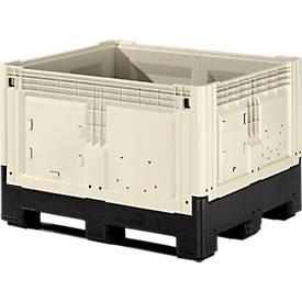 Palettenbox mit Füßen, klappbar, verschiedene Größen