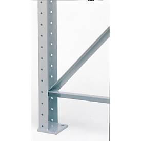 Palettenregalsystem PR 350, Regal-Rahmen, H 4700 x T 850 x B 100 mm