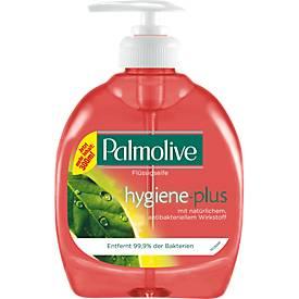 Palmolive hygiene plus gel handzeep, 300 ml, stuk