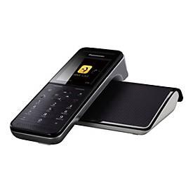 Panasonic KX-PRW120 - Schnurlostelefon - Anrufbeantworter mit Rufnummernanzeige/Anklopffunktion