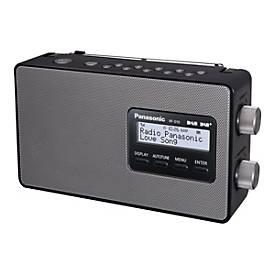 Panasonic-RF-D10EG - tragbares DAB-Radio