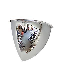 Image of Panoramaspiegel 90°/600, 2 kg, B 300 x H 300 x T 230 mm