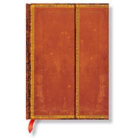 Paperblanks carnet notes avec rabat fait main Midi ligné