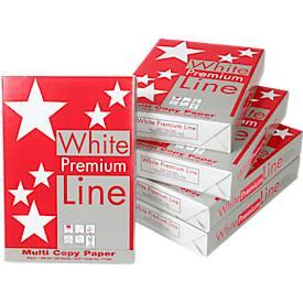 Papier White Premium Line, A4, 5 x 500 feuilles