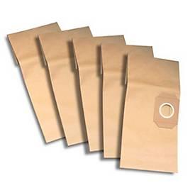 Papieren stofzuigerzakken, 5 stuks
