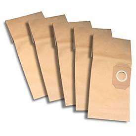 Papieren stofzuigerzakken