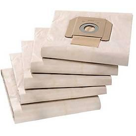 Papierfiltertüten für Nass-/Trockensauger KÄRCHER® NT 48/1 ADV