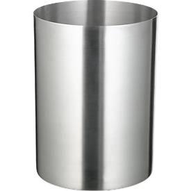 Papierkorb aus Aluminium, selbstlöschend, 20 l