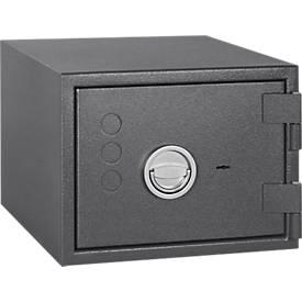 Papiersicherungsschrank Paper Star Light 2, mit Doppelbart-Sicherheitsschloss