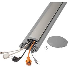 Passage à câbles B15 EasyLoader Flexi, gris
