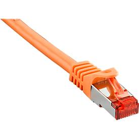 Patch-Kabel CAT6 S/FTP, orange