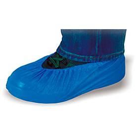 PE-Überschuhe blau