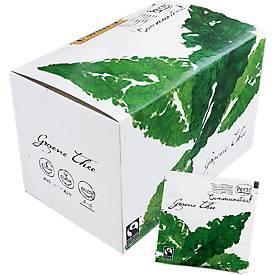 Peeze thee Communitea Kandy groene thee, Fairtrade, doos van 20 zakjes