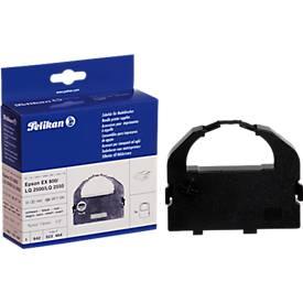 Pelikan kwaliteits printerinktlint Gr. Gr. 642 pour Epson EX 800/LQ 2500/2550, 13 mm/10 m, zwart